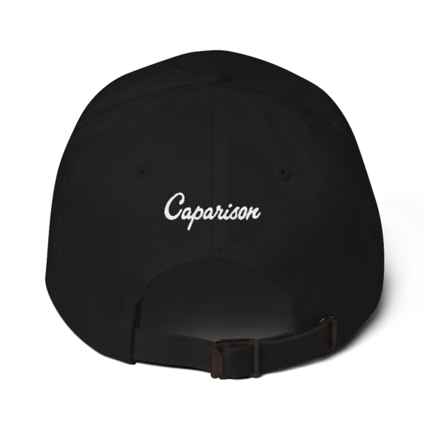 Official Caparison Guitars Baseball Hat.
