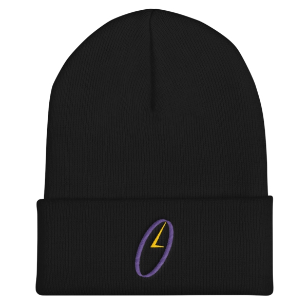 Caparison Guitars Beanie with Embroidered Clock Logo