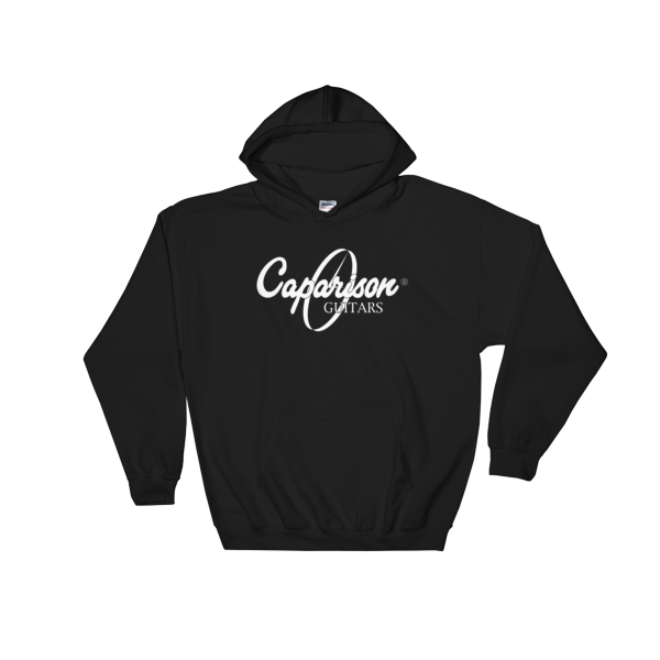 Caparison Guitars Hooded Sweatshirt with Clock Logo