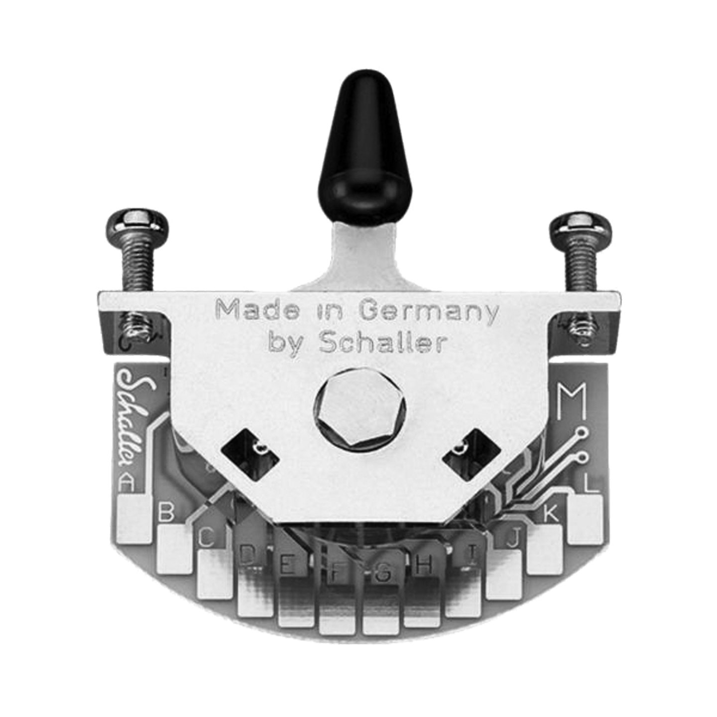 Schaller MegaSwitch Lever Style Selector Switch