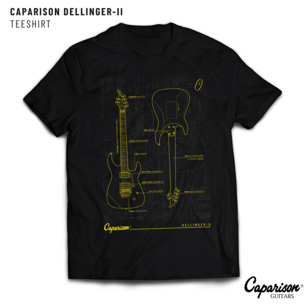 Caparison-Dellinger-II-Tee-Mockup